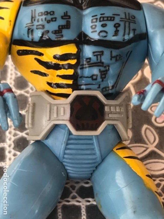 Figuras de acción: RARA FIGURA X-CHANGERS BATTLEHAWKS STAR PROWLER ACAMAS TOYS SPEARHEAD INDUSTRIES BOOTLEG - Foto 14 - 218374442