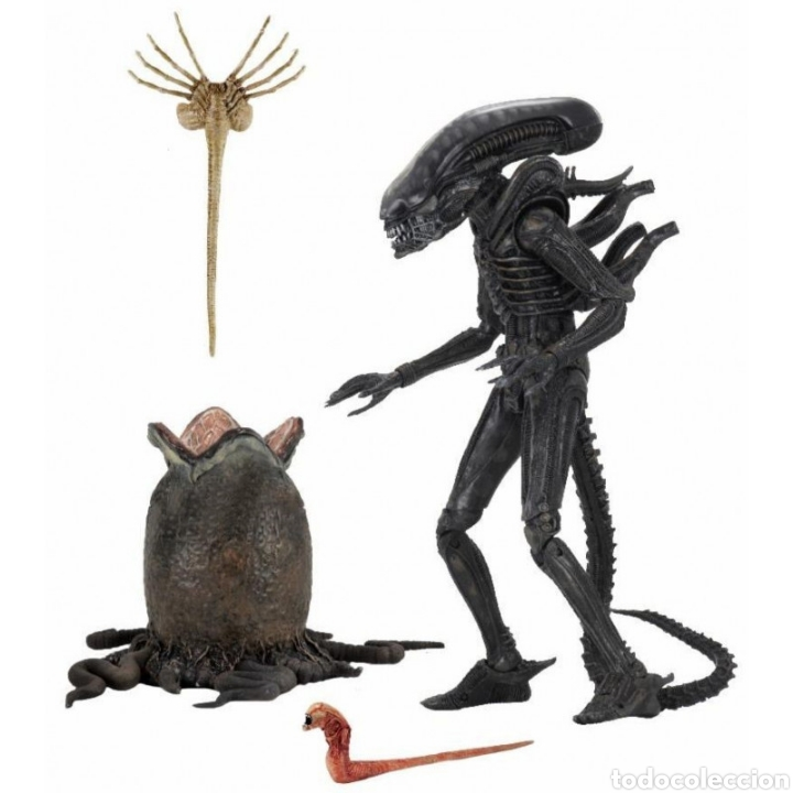 Figuras de acción: FIGURA ALIEN ULTIMATE 40TH ANNIVERSARY BIG CHAP NECA - Foto 3 - 218391773