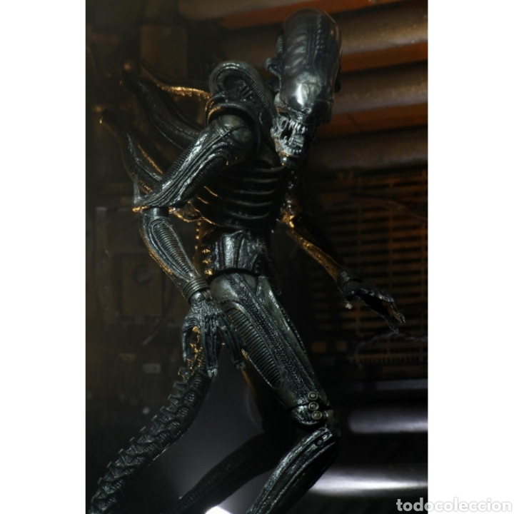 Figuras de acción: FIGURA ALIEN ULTIMATE 40TH ANNIVERSARY BIG CHAP NECA - Foto 4 - 218391773