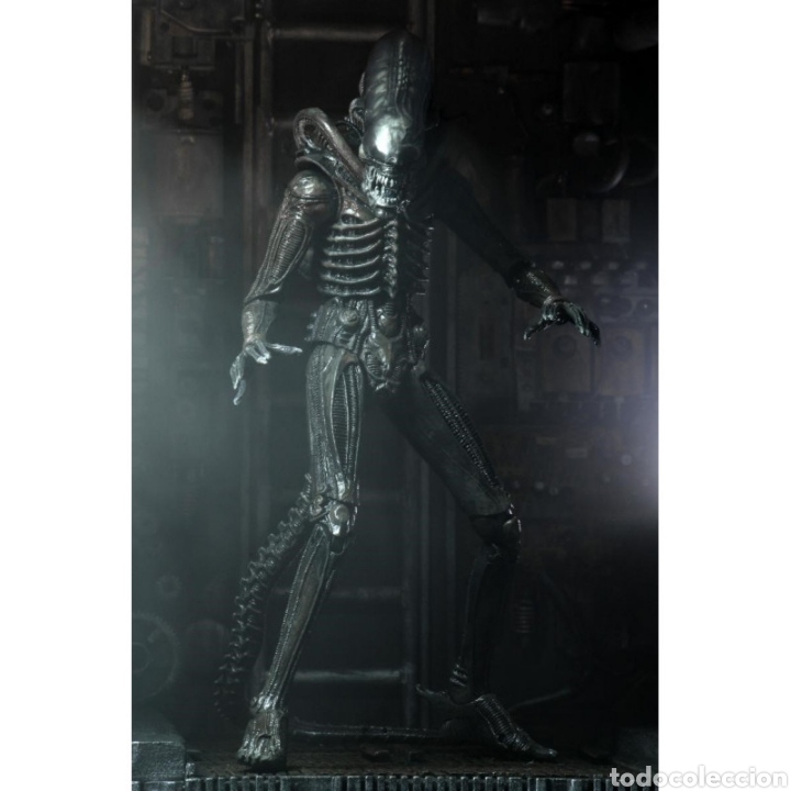 Figuras de acción: FIGURA ALIEN ULTIMATE 40TH ANNIVERSARY BIG CHAP NECA - Foto 5 - 218391773
