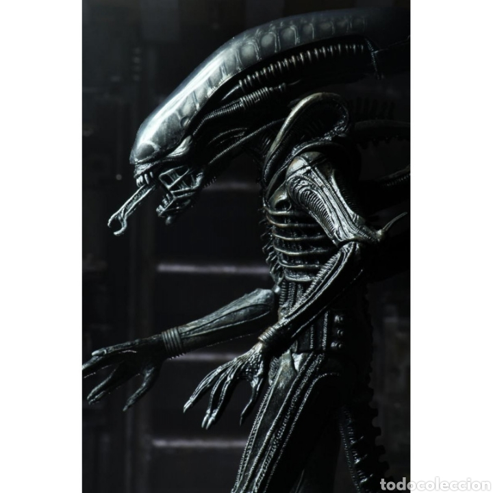 Figuras de acción: FIGURA ALIEN ULTIMATE 40TH ANNIVERSARY BIG CHAP NECA - Foto 9 - 218391773