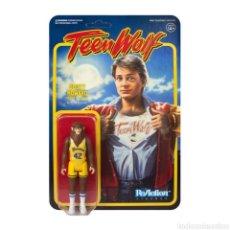 Figuras de acción: TEEN WOLF FIGURA REACTION TEEN WOLF BASKETBALL 10 CM. Lote 218778221