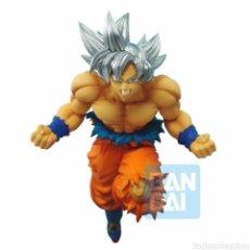 Figuras de acción: FIGURA SON GOKU ULTRA INSTINCT DRAGON BALL SUPER Z BATTLE. Lote 218849882