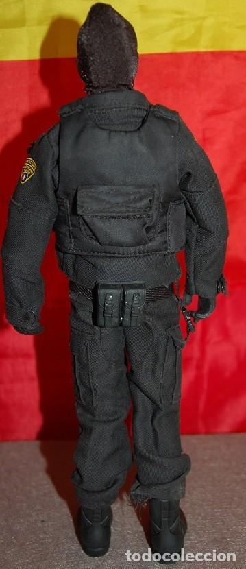 Figuras de acción: FIGURA ACTION POLICIA DE ELITE SWAT TEAM CLEVELAND POLICE - Foto 2 - 220940768