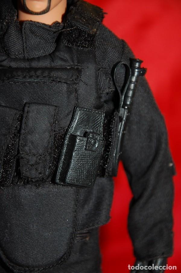 Figuras de acción: FIGURA ACTION POLICIA DE ELITE SWAT TEAM CLEVELAND POLICE - Foto 5 - 220940768