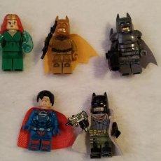 Figuras de acción: LOTE 1 LEGO COMPATIBLE DC SUPERHEROES MINI FIGURAS NUEVAS A ESTRENAR. Lote 220951307