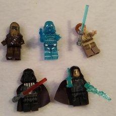 Figuras de acción: LOTE 1 LEGO COMPATIBLE STAR WARS MINI FIGURAS NUEVAS A ESTRENAR. Lote 220951363