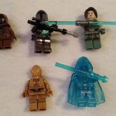 Figuras de acción: LOTE 2 LEGO COMPATIBLE STAR WARS MINI FIGURAS NUEVAS A ESTRENAR. Lote 220951405