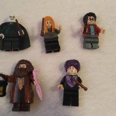 Figuras de acción: LOTE 1 LEGO COMPATIBLE HARRY POTTER FIGURAS NUEVAS A ESTRENAR. Lote 220952030