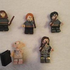 Figuras de acción: LOTE 2 LEGO COMPATIBLE HARRY POTTER FIGURAS NUEVAS A ESTRENAR. Lote 220952036
