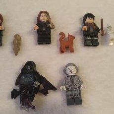 Figuras de acción: LOTE 3 LEGO COMPATIBLE HARRY POTTER FIGURAS NUEVAS A ESTRENAR. Lote 220952053