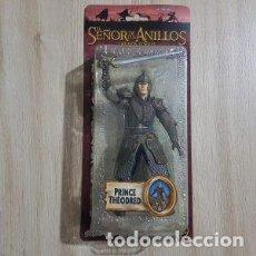Figurines d'action: PRINCIPE THEORED EL SEÑOR DE LOS ANILLOS LAS DOS TORRES DE FAMOSA. Lote 221388110