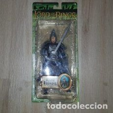 Figurines d'action: REY ELENDIL EL SEÑOR DE LOS ANILLOS LA COMUNIDAD DEL ANILLO DE FAMOSA. Lote 221388583