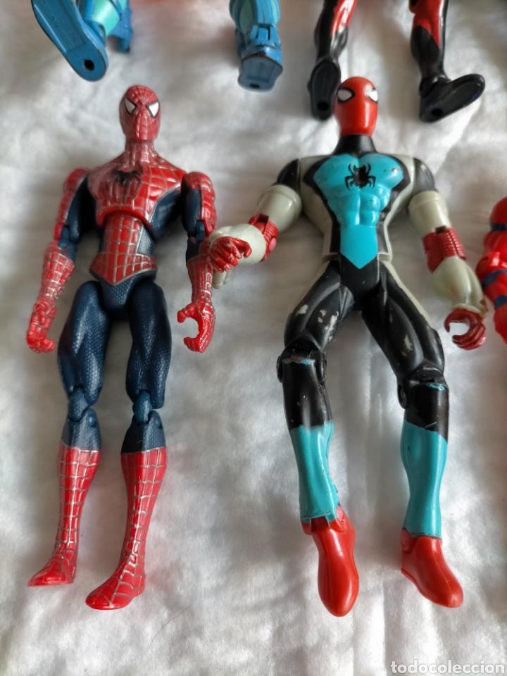 Figuras de acción: Spiderman lote figuras Spiderman - Foto 2 - 221456248