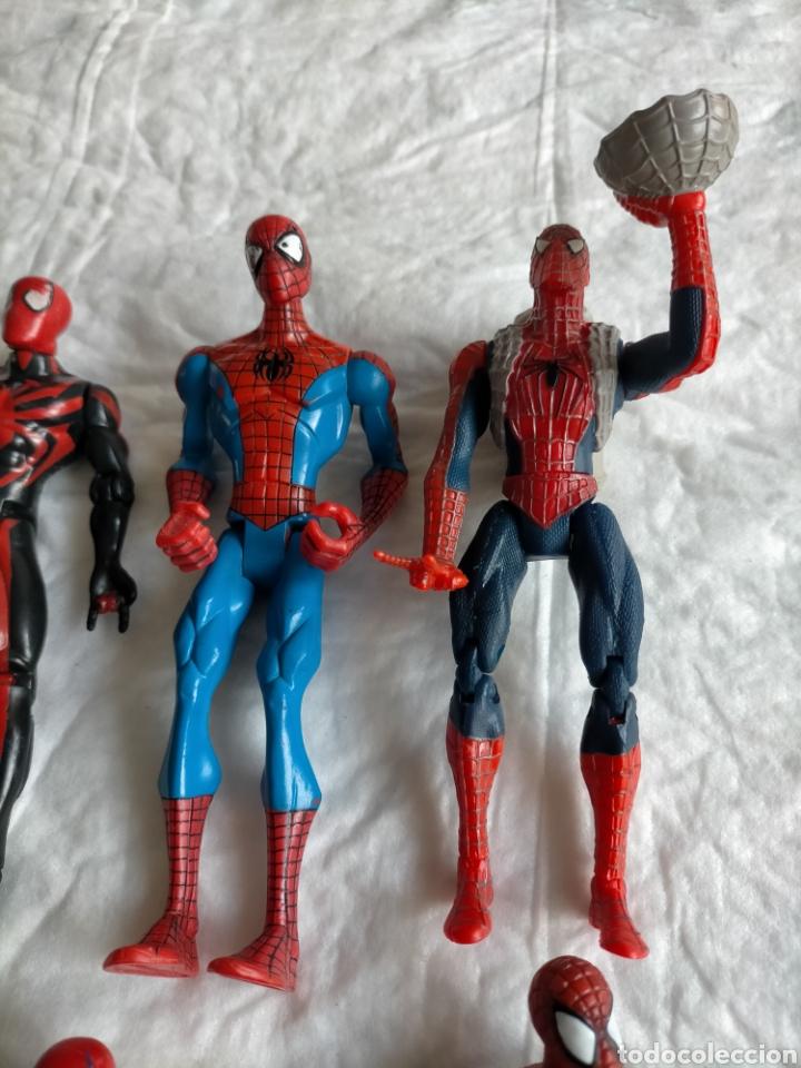 Figuras de acción: Spiderman lote figuras Spiderman - Foto 4 - 221456248