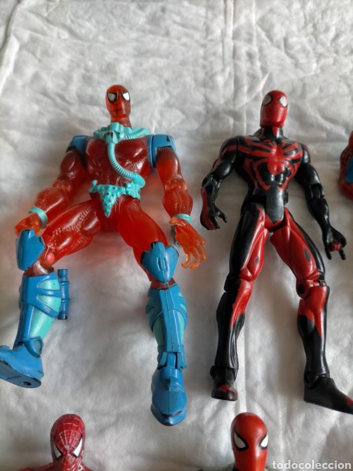 Figuras de acción: Spiderman lote figuras Spiderman - Foto 7 - 221456248