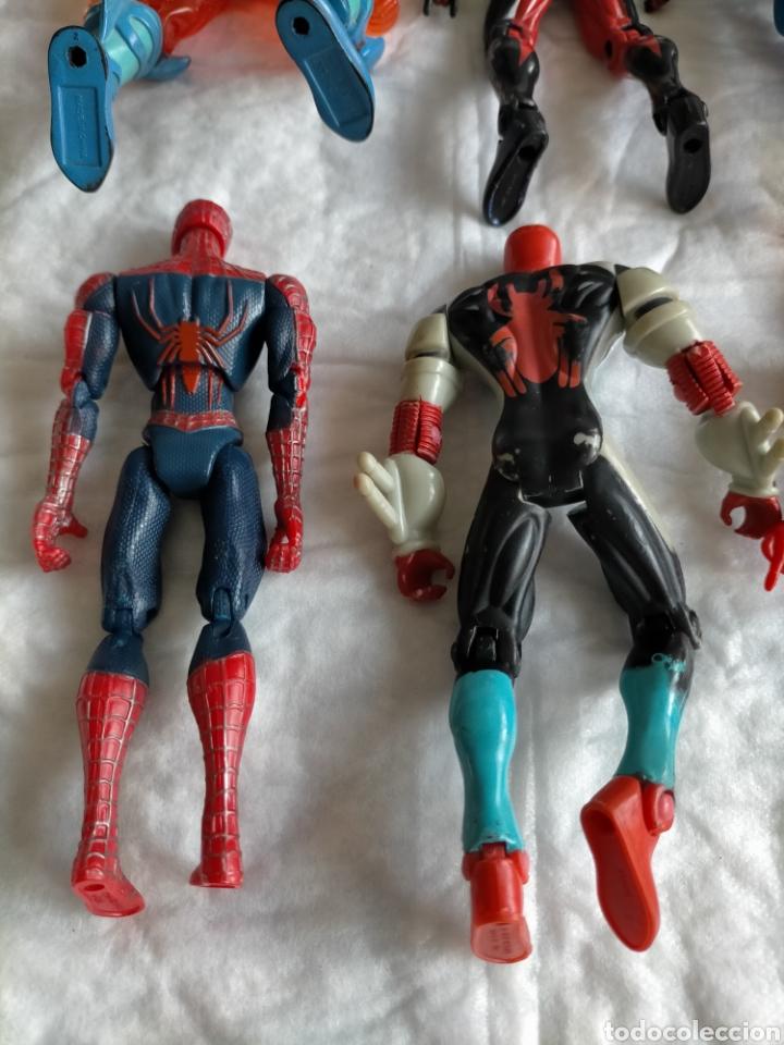 Figuras de acción: Spiderman lote figuras Spiderman - Foto 10 - 221456248