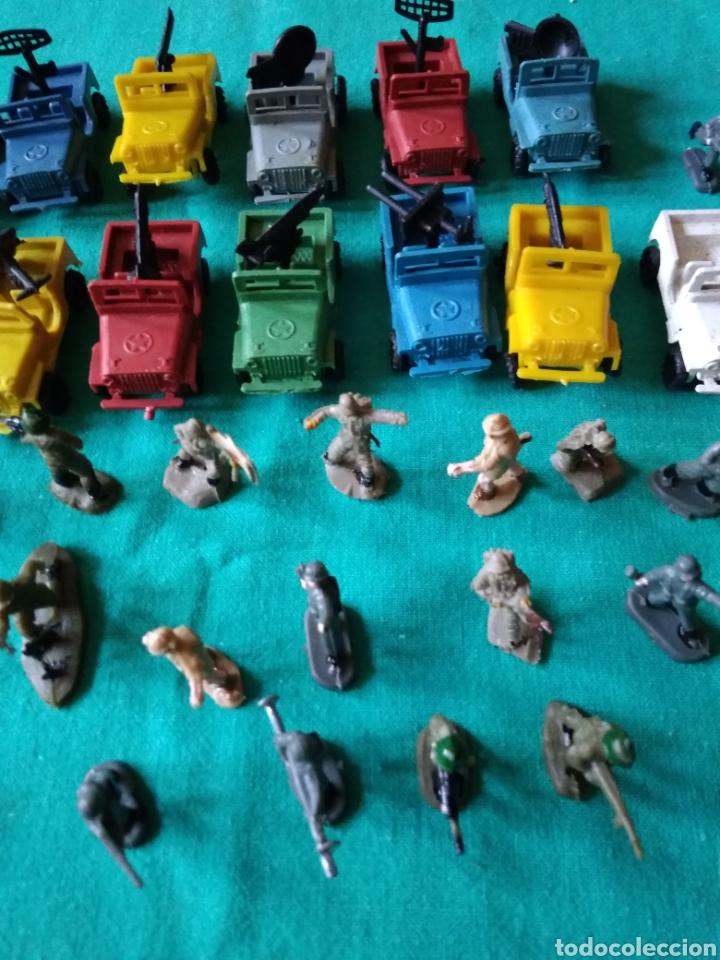 Figuras de acción: Muñecos militares - Foto 3 - 221458816