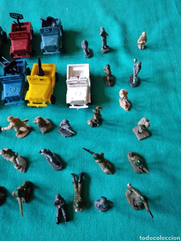 Figuras de acción: Muñecos militares - Foto 4 - 221458816
