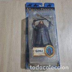Figurines d'action: GIMLI EL SEÑOR DE LOS ANILLOS EL RETORNO DEL REY DE FAMOSA. Lote 269787623