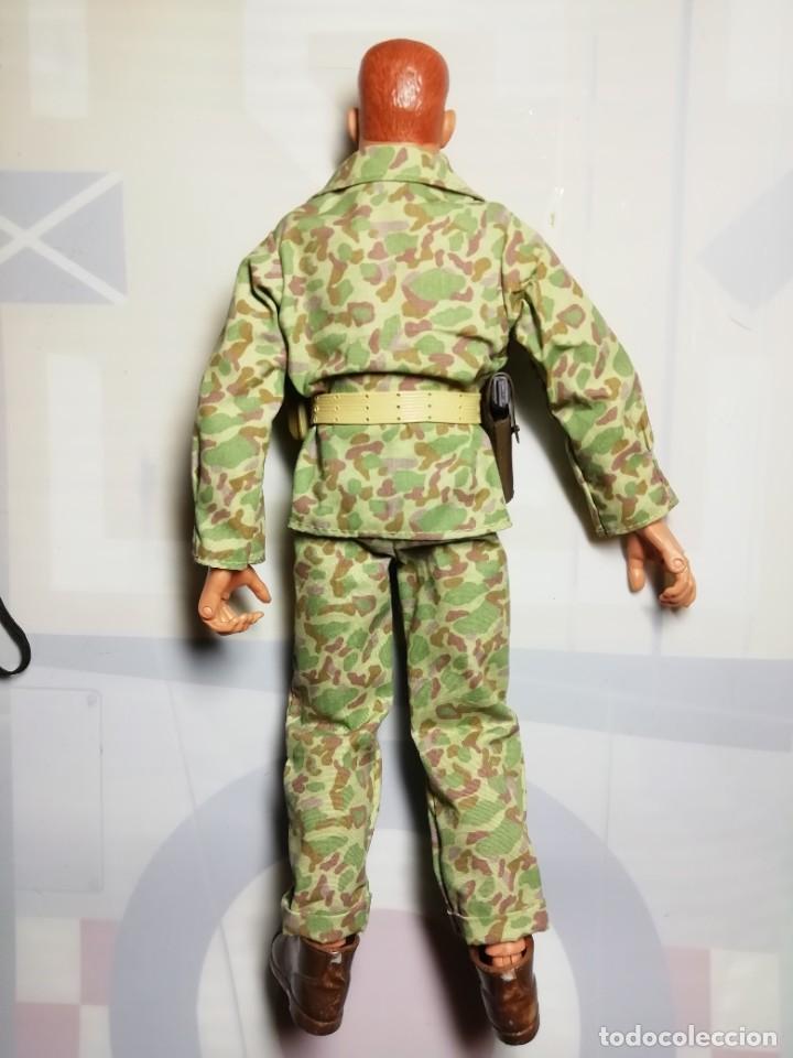 Figuras de acción: USMC WWII GI JOE HASBRO 2001 GI JOE 1/6 - Foto 4 - 221962645