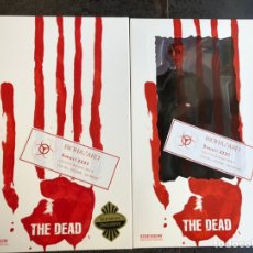 "Figuras de acción: SIDESHOW EXCLUSIVE THE DEAD 12"" SUBJECT 2221 THE HARBINGER. Lote 222015948"