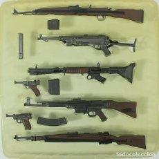 Figuras de acción: ACCESORIOS FIGURAS DRAGÓN, 1/6, ARMAMENTO ALEMÁN K98K, G-43, STG-44, FG-42, ULTIMATE SOLDIERS. Lote 222846442