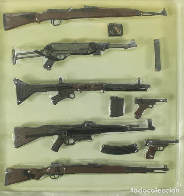 Figuras de acción: Accesorios figuras Dragón, 1/6, armamento alemán K98K, G-43, STG-44, FG-42, Ultimate Soldiers - Foto 2 - 222846442