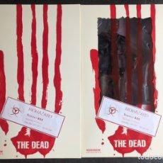 "Figuras de acción: SIDESHOW THE DEAD 12"" SUBJECT 805 TACTICAL ZOMBIE. Lote 224599066"