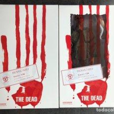 "Figuras de acción: SIDESHOW THE DEAD 12"" SUBJECT 138 STREET PROPHET. Lote 224607436"