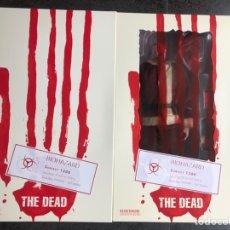 """Figuras de acción: RARE SIDESHOW THE DEAD 12"""" SUBJECT 1206 MALL SANTA. Lote 224609913"""