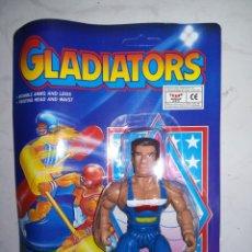 Figuras de acción: GLADIATORS FIGURA DE ACCION EN BLISTER AÑOS 90. Lote 224670823