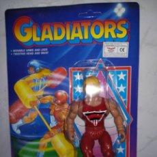 Figuras de acción: GLADIATORS FIGURA DE ACCION EN BLISTER AÑOS 90. Lote 224670863