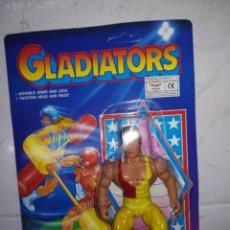 Figuras de acción: GLADIATORS FIGURA DE ACCION EN BLISTER AÑOS 90. Lote 224670972