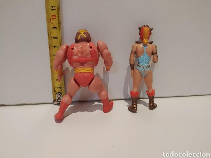 Figuras de acción: Muñecos muy raros He-man y Teela bootleg - Foto 3 - 226136815