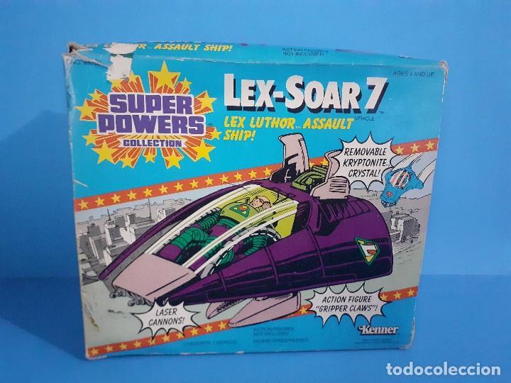 Figuras de acción: Súper Powers Lex-Soar 7 - Foto 2 - 226272255