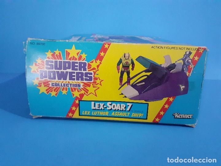 Figuras de acción: Súper Powers Lex-Soar 7 - Foto 3 - 226272255