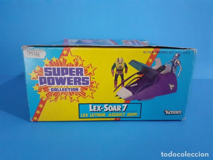 Figuras de acción: Súper Powers Lex-Soar 7 - Foto 4 - 226272255
