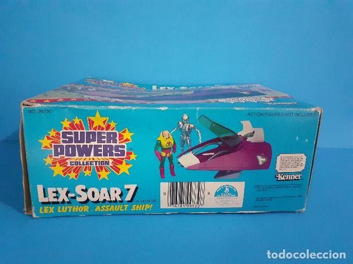 Figuras de acción: Súper Powers Lex-Soar 7 - Foto 5 - 226272255