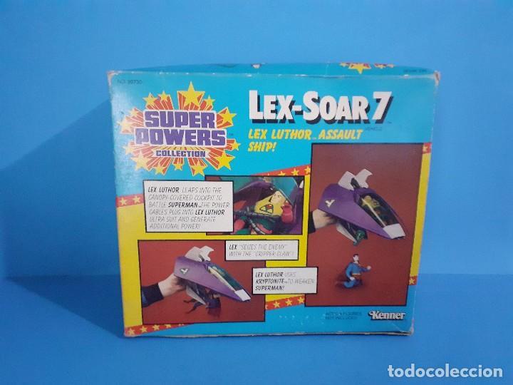 Figuras de acción: Súper Powers Lex-Soar 7 - Foto 7 - 226272255