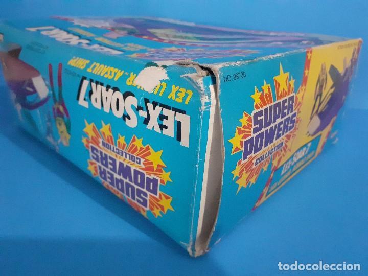 Figuras de acción: Súper Powers Lex-Soar 7 - Foto 8 - 226272255