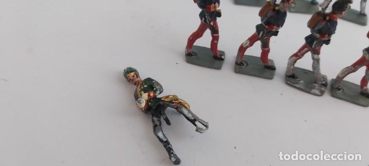 Figuras de acción: LOTE DE SOLDADITOS DE PLOMO ESPAÑOLES - Foto 2 - 226796867
