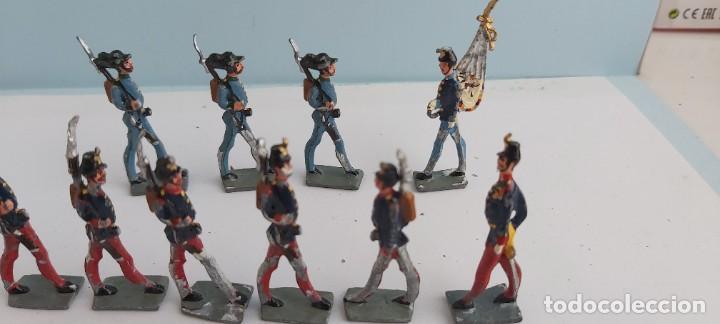Figuras de acción: LOTE DE SOLDADITOS DE PLOMO ESPAÑOLES - Foto 4 - 226796867