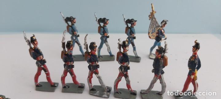 Figuras de acción: LOTE DE SOLDADITOS DE PLOMO ESPAÑOLES - Foto 6 - 226796867