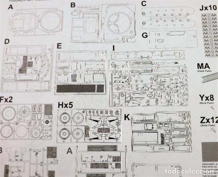 Figuras de acción: Dragon Models Panzer Kpfw II Escala 1:6 Ref. 75025 - Foto 5 - 227063140