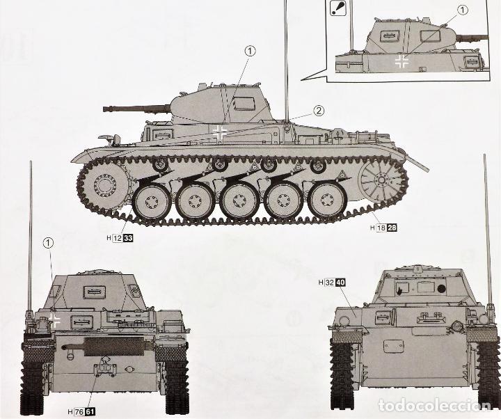 Figuras de acción: Dragon Models Panzer Kpfw II Escala 1:6 Ref. 75025 - Foto 7 - 227063140