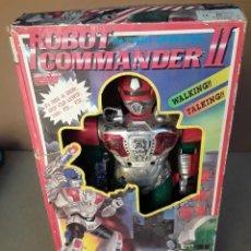 Figuras de acción: ANTIGUO ROBOT COMMANDER II AÑOS 70/80. Lote 227898101