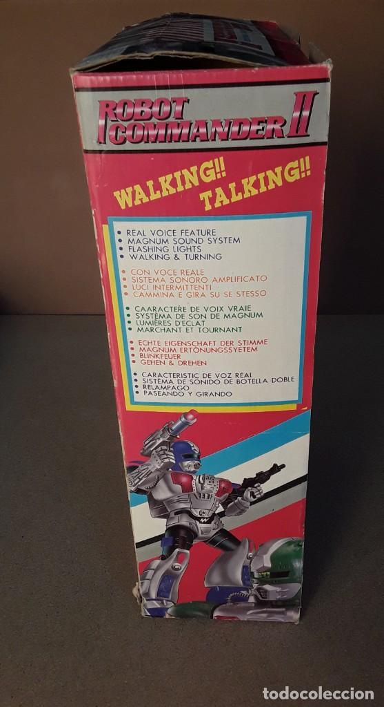 Figuras de acción: Antiguo robot commander II años 70/80 - Foto 3 - 227898101