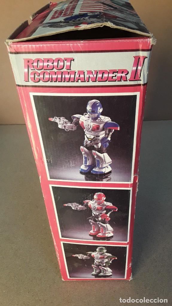 Figuras de acción: Antiguo robot commander II años 70/80 - Foto 4 - 227898101