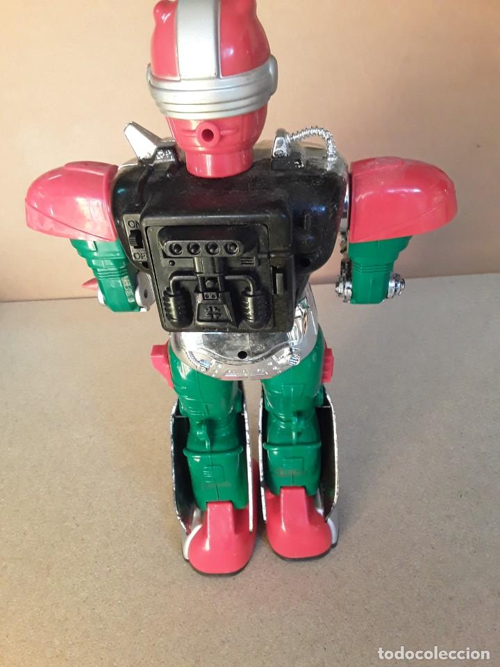 Figuras de acción: Antiguo robot commander II años 70/80 - Foto 6 - 227898101